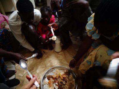 セネガル料理 チェブジェン