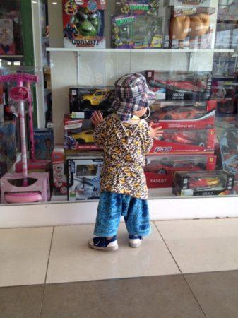 セネガルショッピングモール