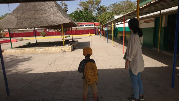 セネガルフランス系小学校