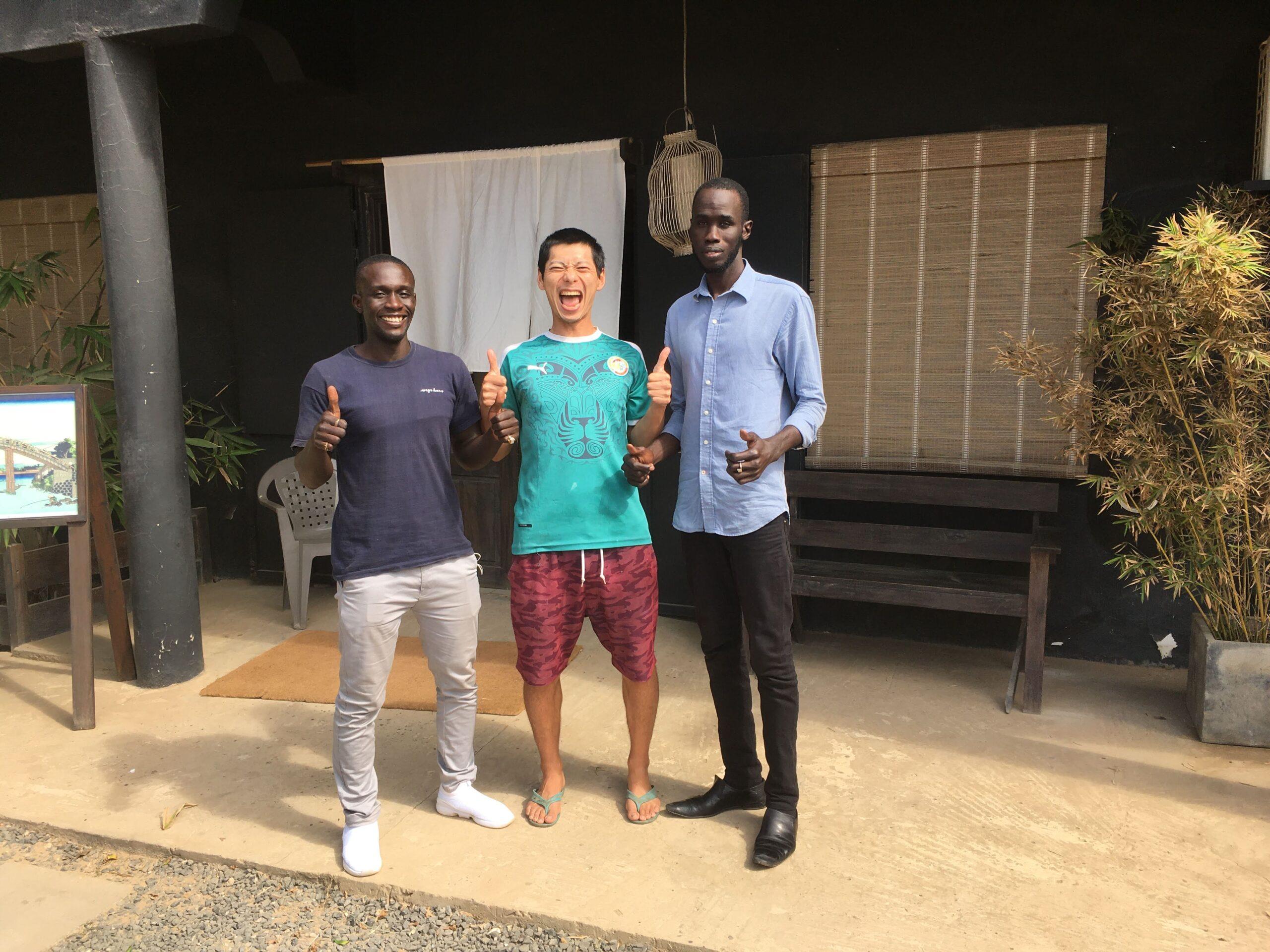 セネガル起業