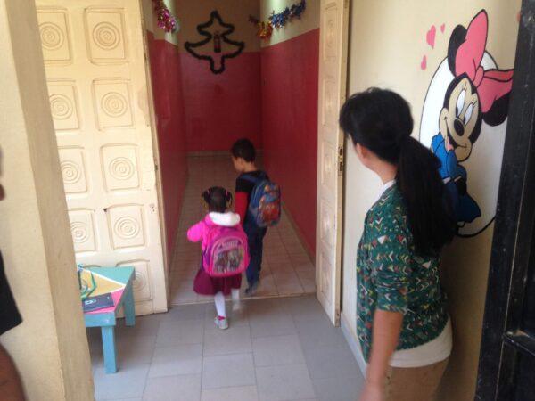 セネガル 幼稚園