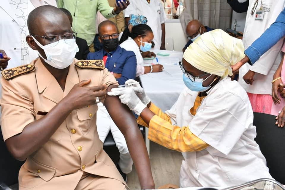 セネガルコロナワクチン