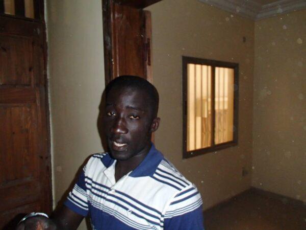 セネガルアパート