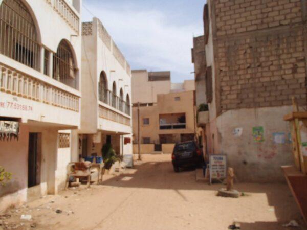 セネガル移住