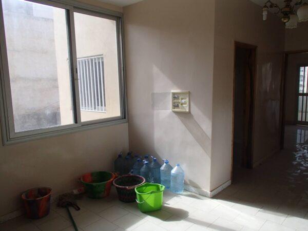 アフリカのアパート