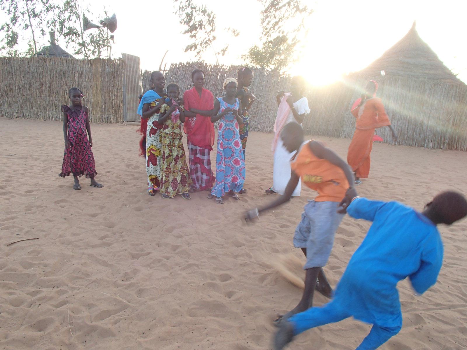 セネガル 平和