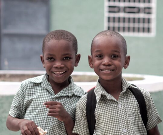セネガル小学校