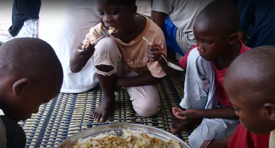 セネガル孤児院