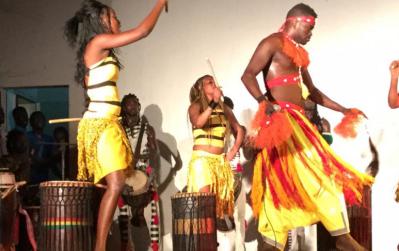 セネガル ダンス